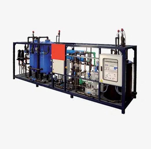 نظام تحلية المياه ( RQ) - Water Desalination (RO System)