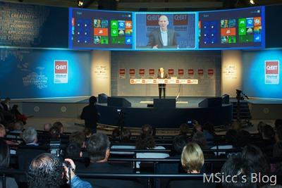 CeBIT12_Microsoft Keynote, Kevin Turner