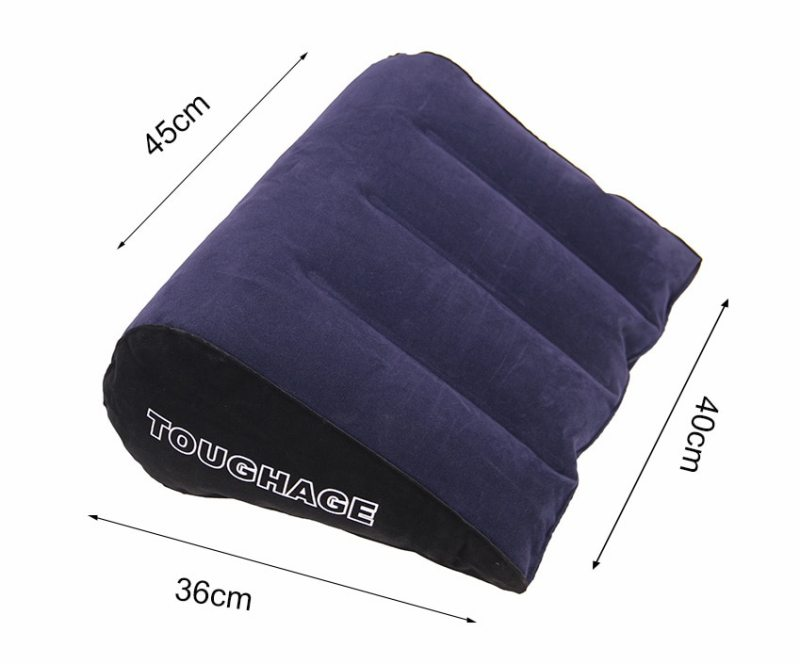 COUSSIN TRIANGULAIRE REHAUSSEUR SEXUEL TOUGHAGE