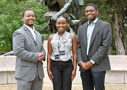 Catching up with 2013 Mississippi INBRE Research Scholar, Courtland Brown
