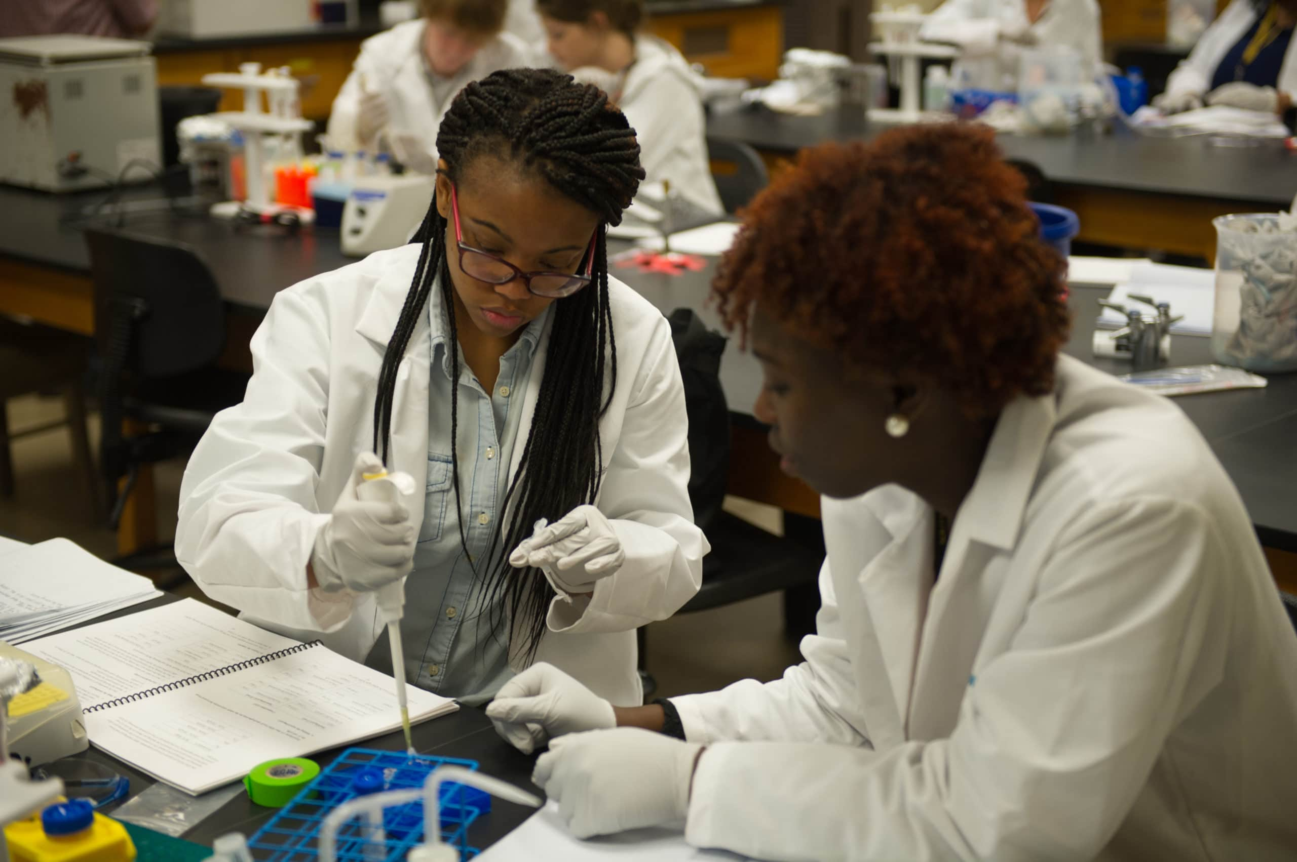 Catching up with 2016 Mississippi INBRE Research Scholar, Tembra Jones