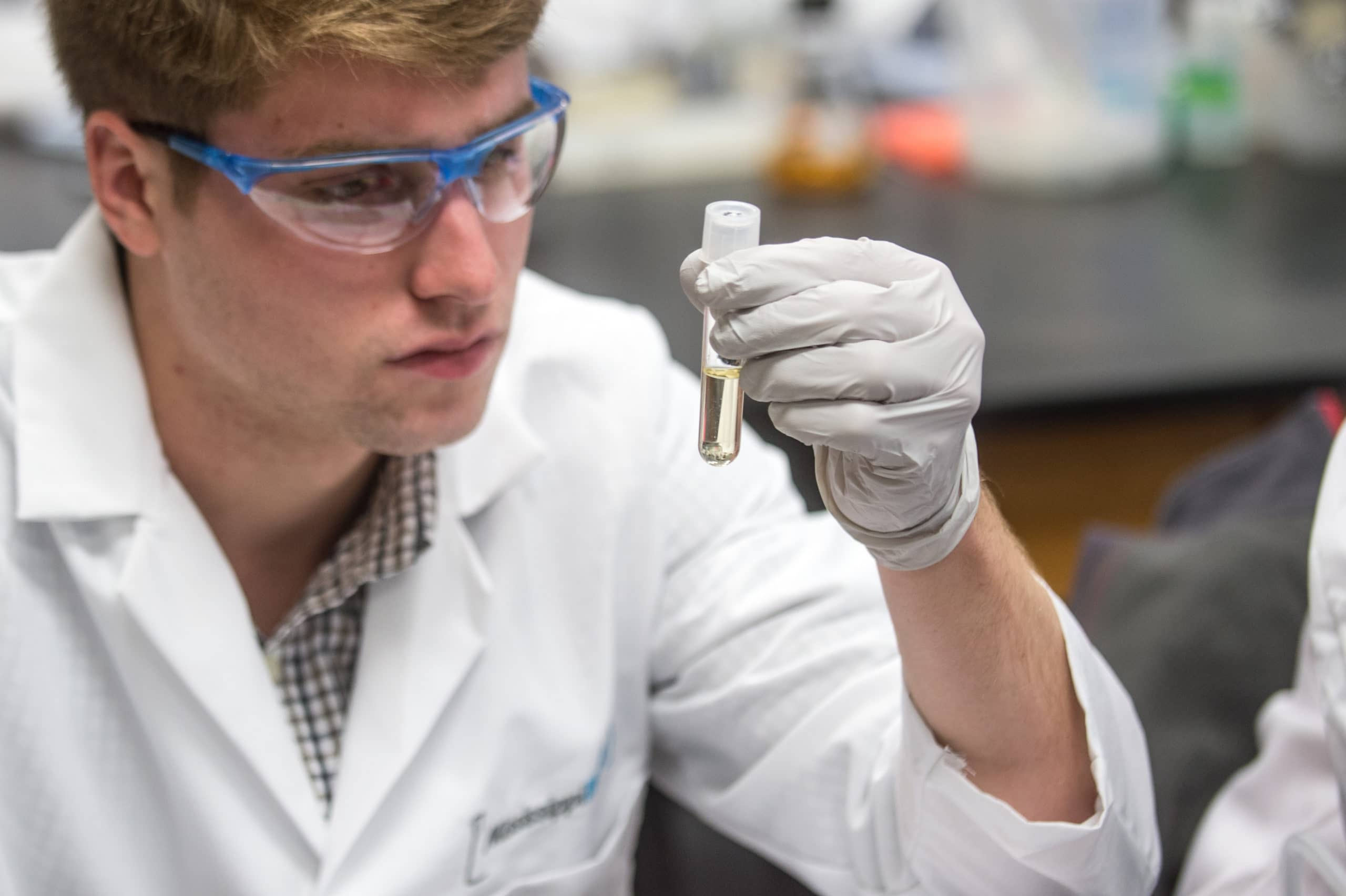 Catching up with 2015 Mississippi INBRE Research Scholar, Mack Davidson