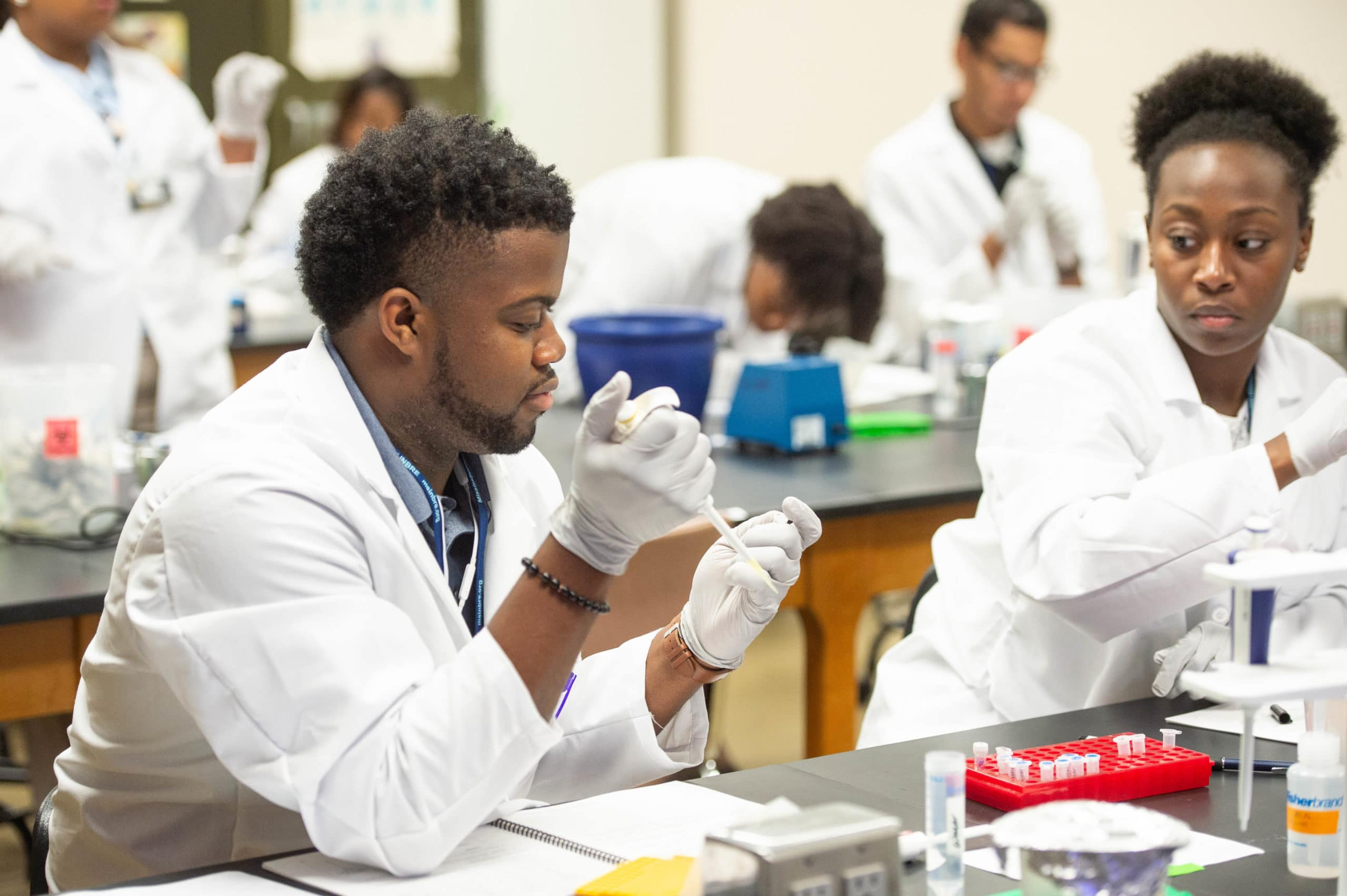 Catching up with 2018 Mississippi INBRE Research Scholar, Justin Coleman