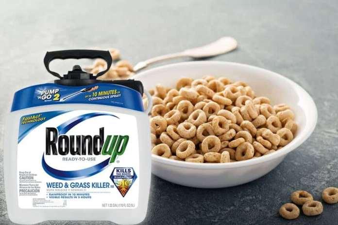 glyphosate-cereal