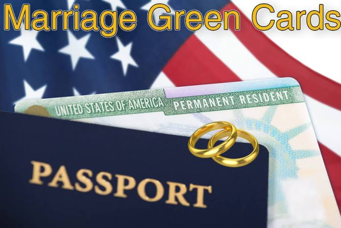 Marriage Green Cards