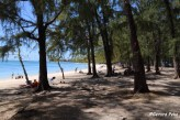 Mon Choisy beach area