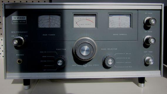 TRIO model 9R-59D H.F. receiver