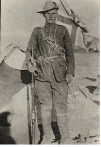 Pat Sinnott 1902 Irish Guards Mounted, Boer War, South Africa