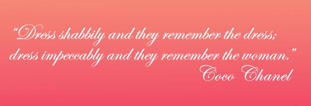 Image 1 Coco Chanel Quote