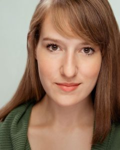 Sarah J Eagen theatrical headshot