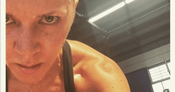 Taryn O'Neill workout
