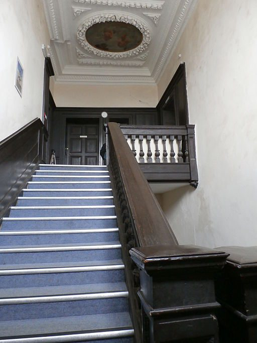 GreatPotheridge_Devon_Staircase