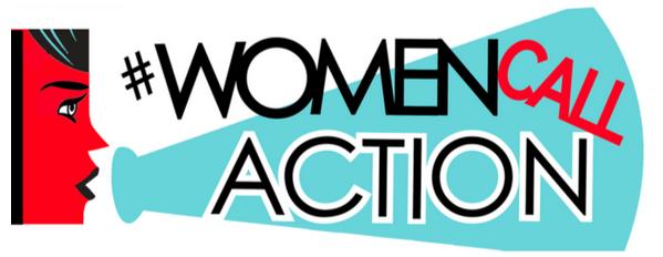 #WomenCallAction small