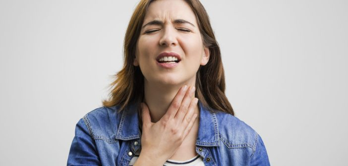 Actors: Soothing a Sore Throat