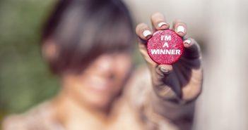 lucky winner