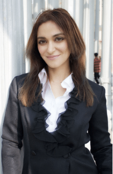 Noted entertainment attorney Nadia Davari