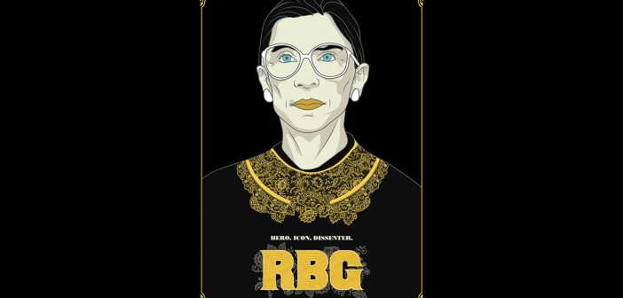 MS. AT THE MOVIES: PAIRING WOMEN & WINE WITH FEMALES & FLICKS: RBG