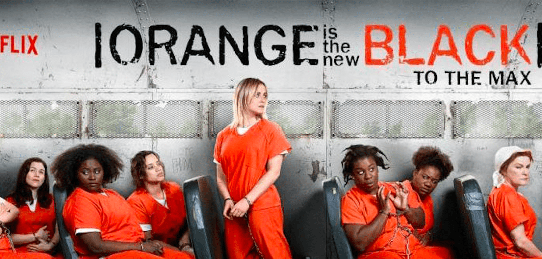 Orange is the New Black is the New Way Forward