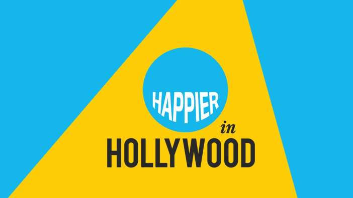 Happier in Hollywood logo