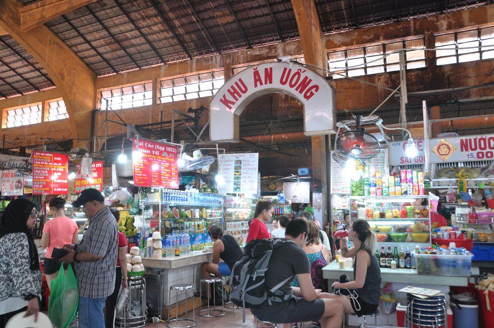 越南|Day 1 檳城市場法國麵包午餐。Ha Tam銀樓換匯 - 島主小姐's 環遊世界