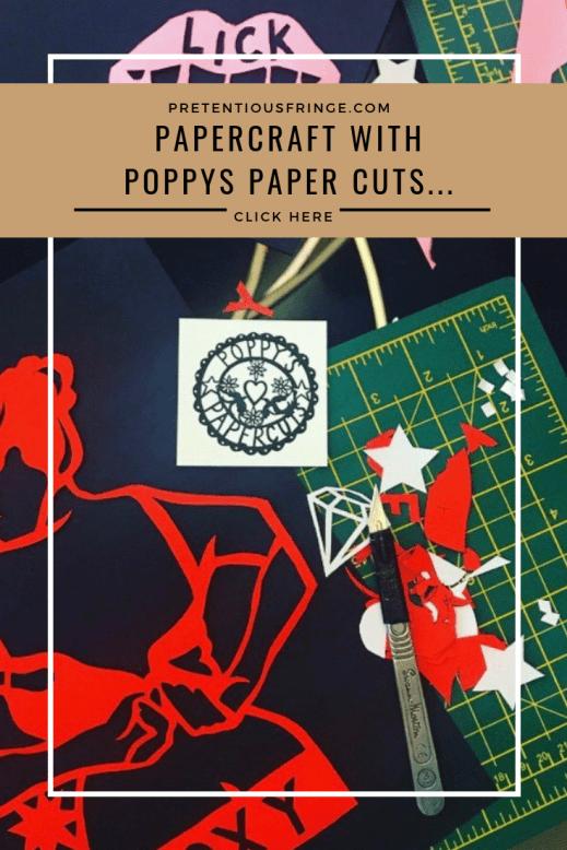 Poppys Papercut Pinterest