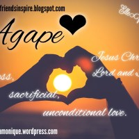 Agape: Love with No Limits