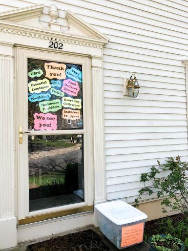Front Door Spring 2020