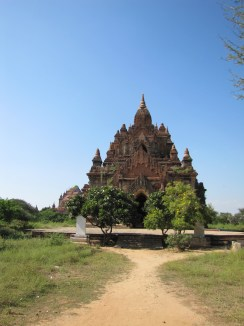 We happened upon a few temples where there were virtually no other tourists.