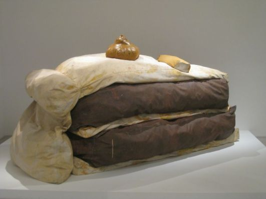 Claes Oldenburg_Cake