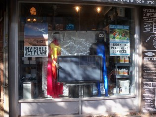 Brooklyn Superhero Supply: does exactly what it says on the tin.