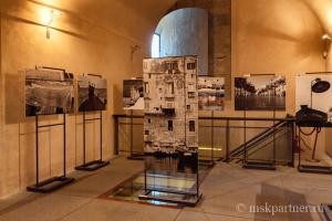 Оружейная палата в Castel Nuovo