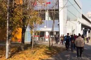 Станция МЦК Панфиловская