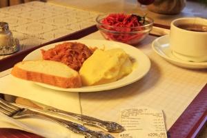 Где недорого поесть в Москве