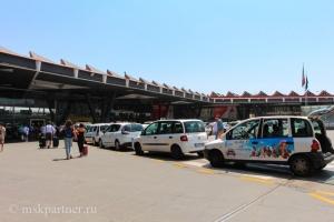 Центральный вокзал Неаполя