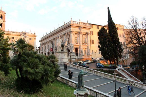 Моё путешествие в Рим