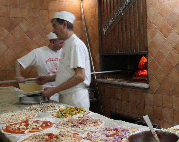 Где поесть в Риме