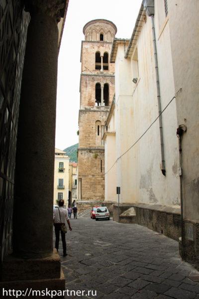 Кафедральный Собор Салерно, достопримечательности Салерно, Салерно