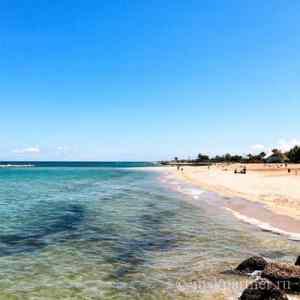 Пляж в Бари