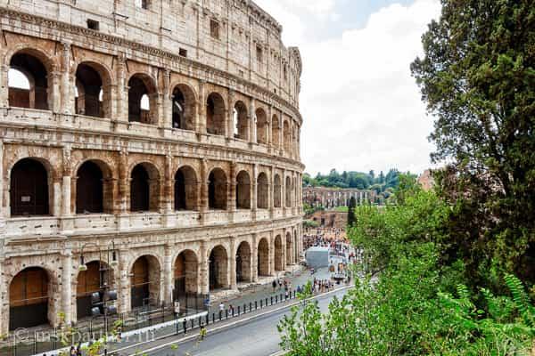 Достопримечательности Рима - Колизей