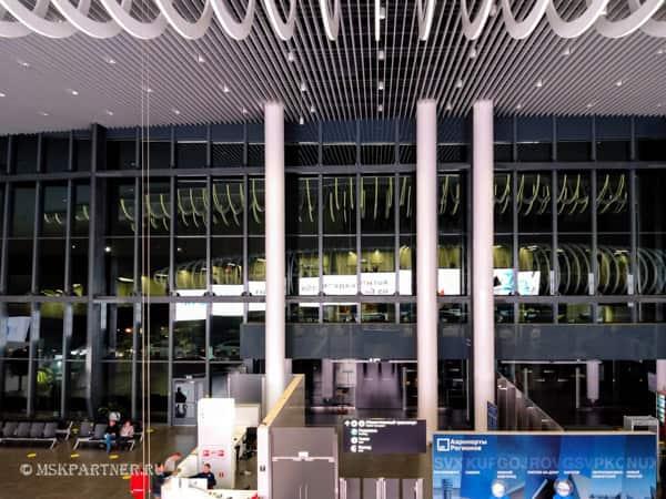 Аэропорт Саратова Гагарин