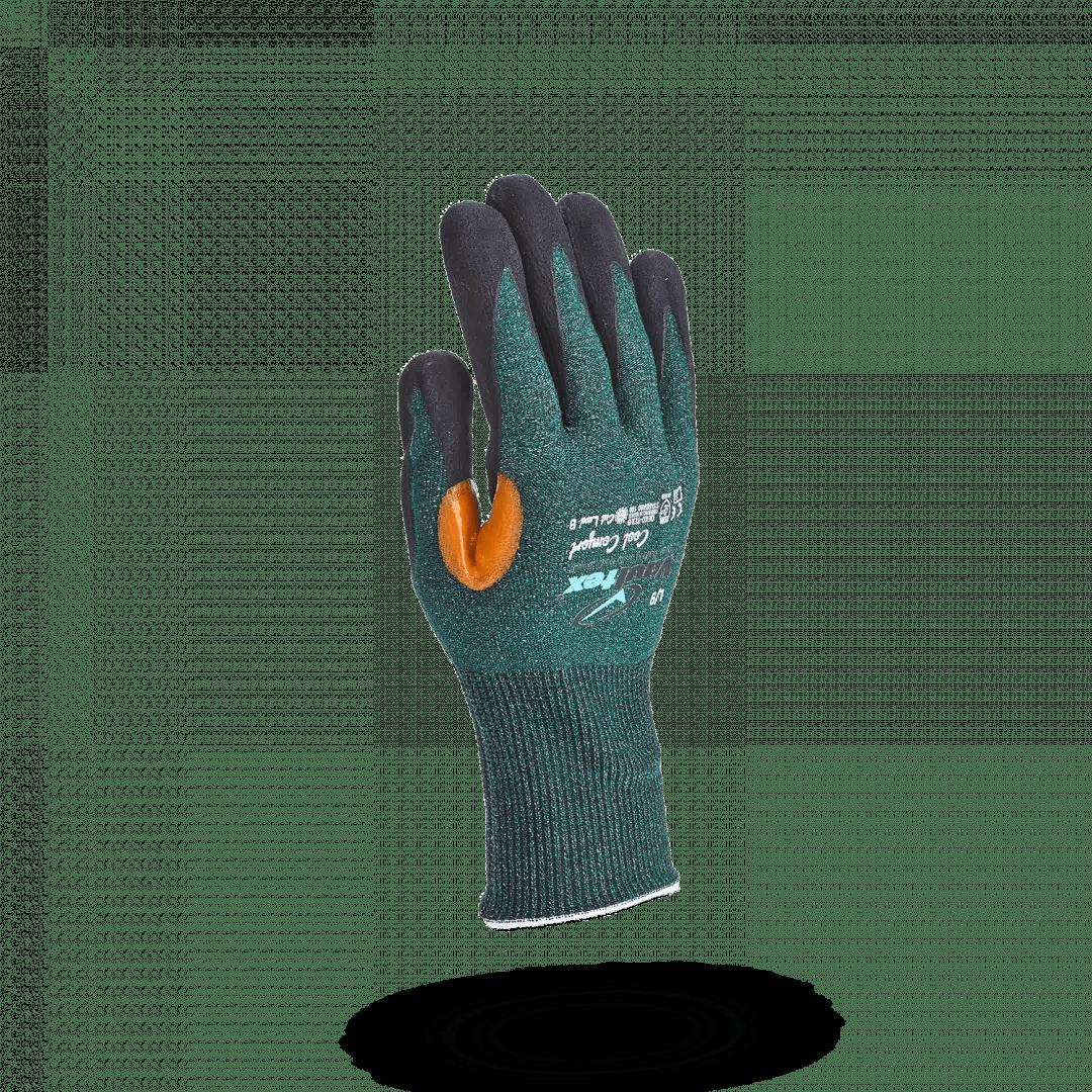Schutzhandschuhe - Orange Protect CUT B