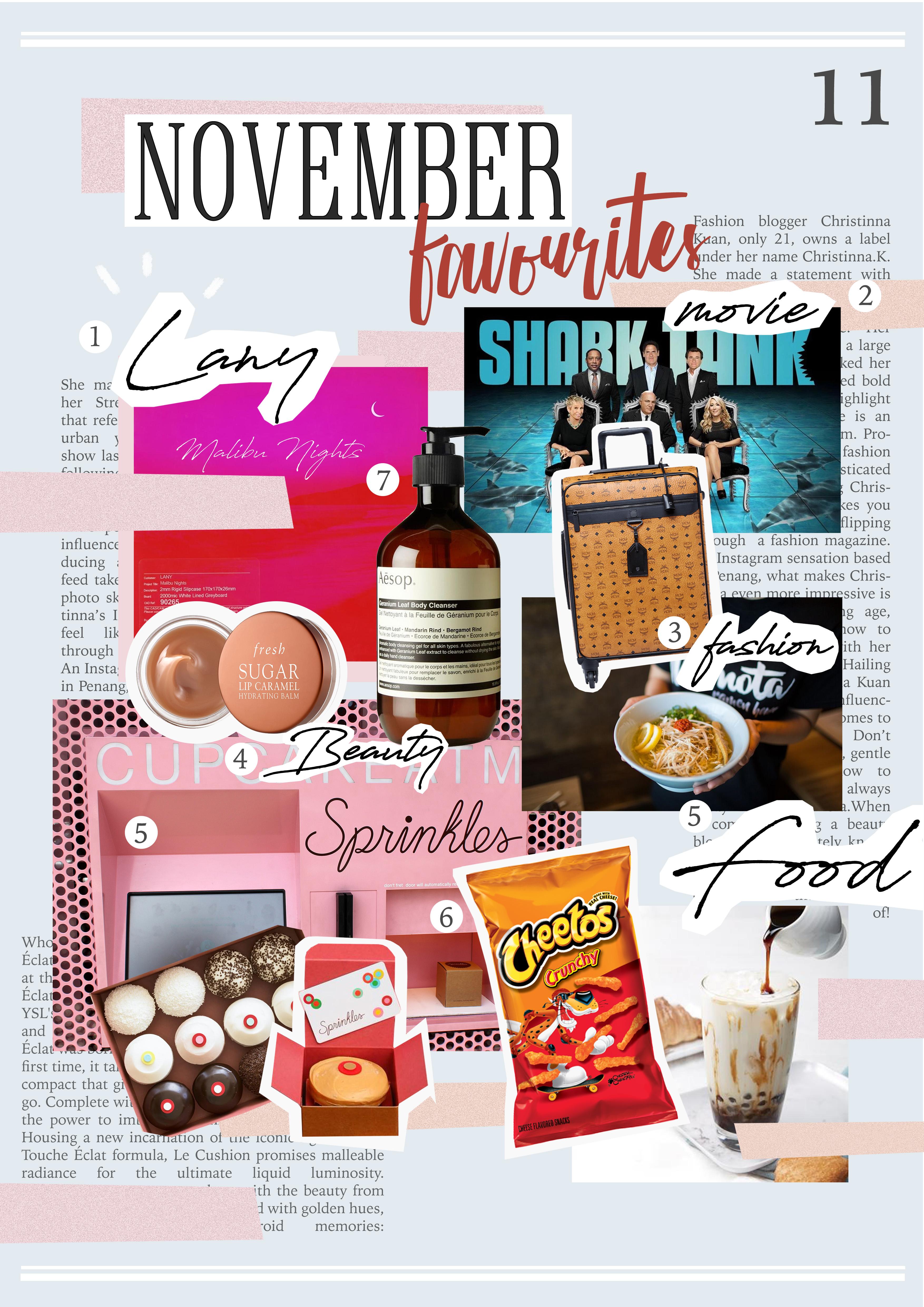 November favourites(1)
