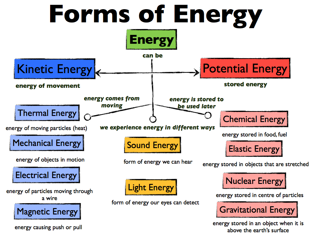Lesson 2 Forms Of Energy