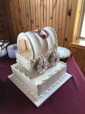 schooner cake