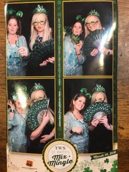 having fun with Tulsa Bridal Beauty