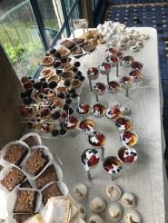 assort. desserts