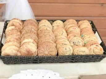 cookies instead of a grooms cake
