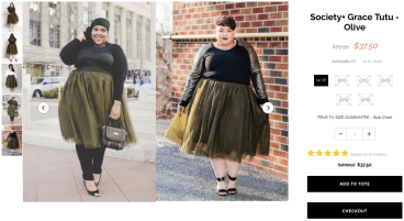 This is my favourite colour of tutu. I have the black one but I still absolutely lust after this Olive version. This is the tutu I would design if I could.