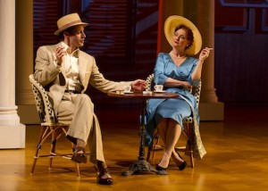 Perry Ojeda and Patti Cohenour in South Coast Repertory's 2014 p