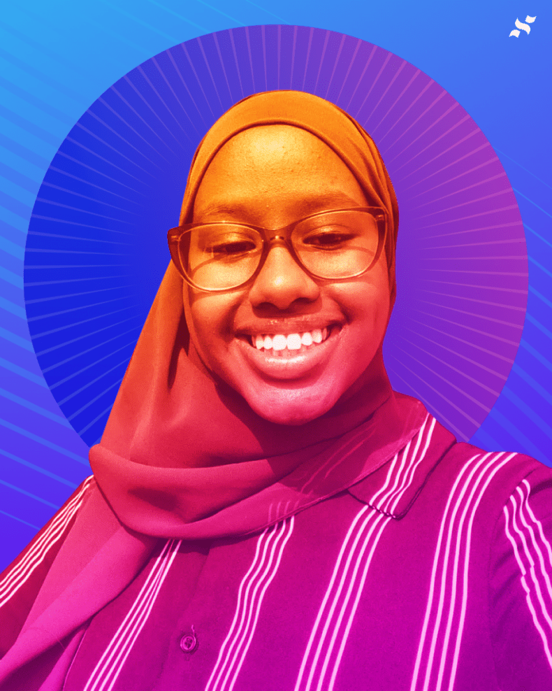 Salma Abdi / 25 Under 25: Women of Color to Watch
